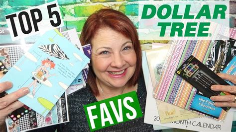 Top 5 Dollar Tree Favorites Collab  Stationery  Youtube