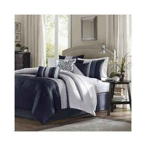 cheap madison park grace 7 pc comforter set offer