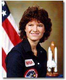 Sally Ride NASA Name Tape - Pics about space