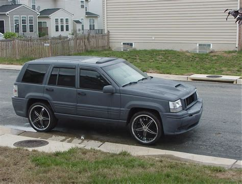 slammed jeep grand cherokee what does everyone think about a quot slammed quot zj page 2