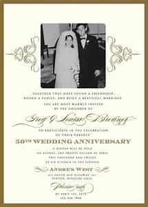 golden wedding anniversary invitation golden wedding With samples of golden wedding invitations