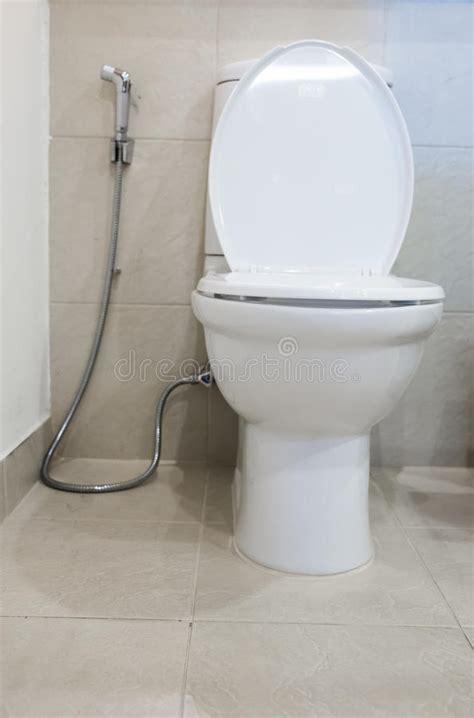 modern toilet room stock photo image