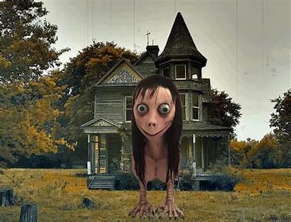 Momo Oddlyterrifying Redd Reddit