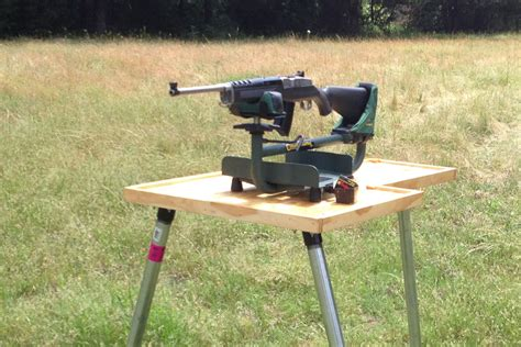 diy shooting bench    gunsamerica digest