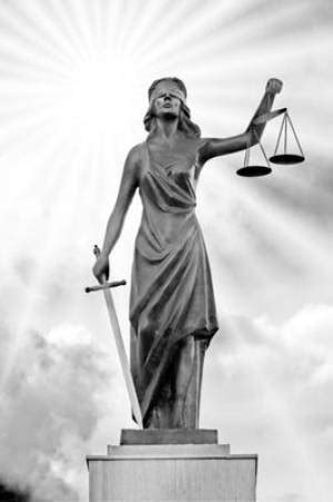 Did you know……. Lady Justice – Just Law