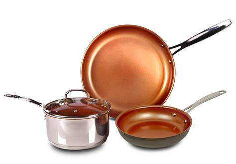 pan frying glass stick non stove nuwave fry cooktop amazon lid pic pot stainless steel updated check anodized hard alqurumresort