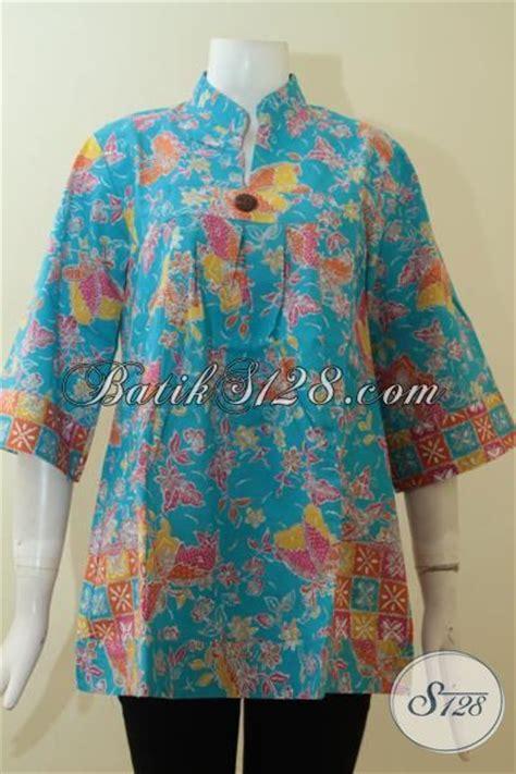 model baju batik atasan anak sekolah tulisanviralinfo