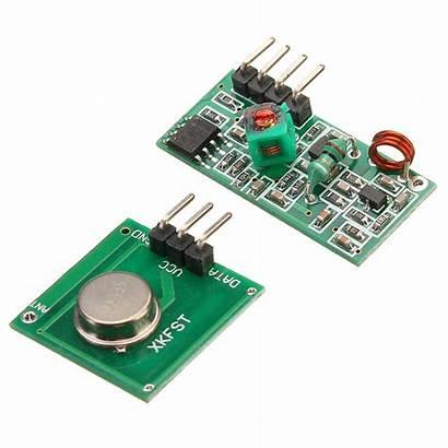 Rf Arduino 433mhz Transmitter Receiver Module Wireless