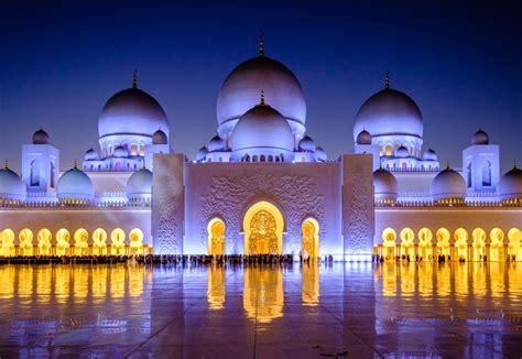 The Sheikh Zayed Grand Mosque A Study Ugo Cei Photography