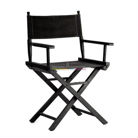 location fauteuil de cinema fauteuil realisateur