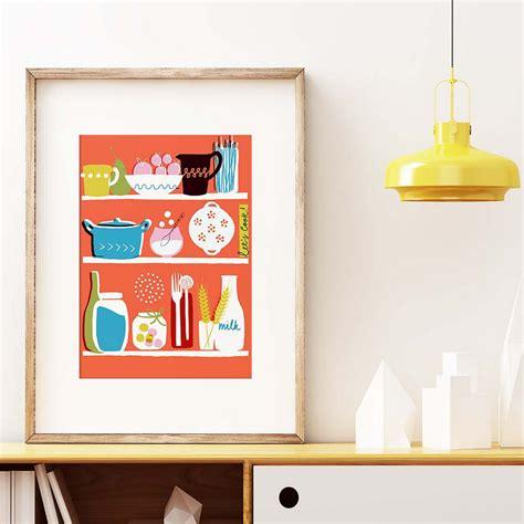 affiche pour cuisine affiche cuisine rétro on vous dit où en trouver joli place