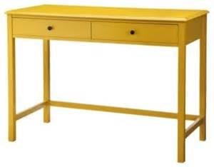 threshold windham desk yellow contemporary desks