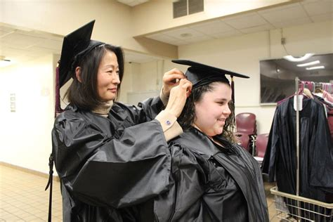 ulster boces adult education students celebrate academic