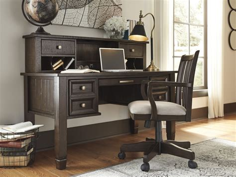 townser home office desk with hutch townser home office desk and hutch home office chair