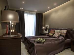 Schlafzimmer In Brauntönen : moderne schlafzimmer farben braun vermittelt luxus ~ Sanjose-hotels-ca.com Haus und Dekorationen