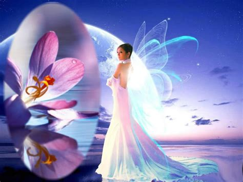 Beautiful Animated Fairies Wallpapers - hd wallpaper 62 images