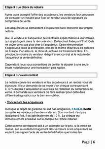 Documents Pour Compromis De Vente : le guide de l 39 immobilier entre particuliers ~ Gottalentnigeria.com Avis de Voitures