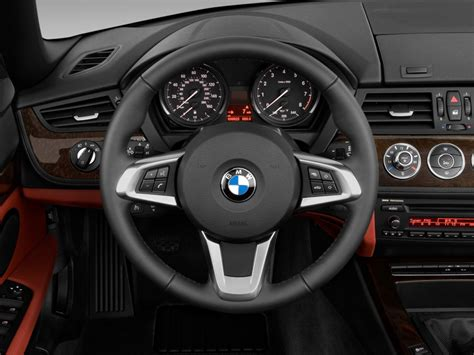 2011 Bmw Z4 2-door Roadster Sdrive30i Steering