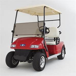 Emc Express Swb 2 Seat Golf Cart