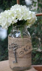 398 best mason jar wedding ideas images on pinterest With decorations with mason jars for a wedding