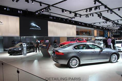 MONDIAL DE L'AUTOMOBILE - STAND JAGUAR - Detailing Paris