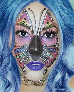 Masquerade Beauty How to Wear Your Makeup Under a Mask