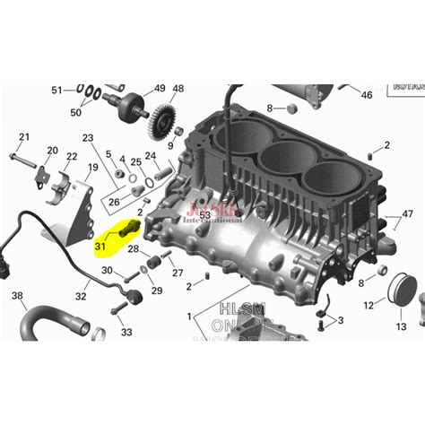 sea doo oil pressure switch  fitment chart jet