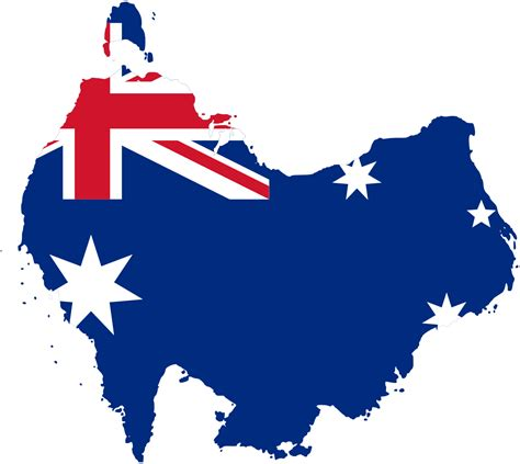 Australian Flag  Country Digest