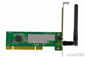 What Is A Wireless Network Card   With Pictures