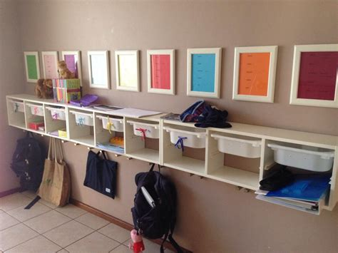 Cotton Cupboard by 24 Reader School Bag Nooks The Organised