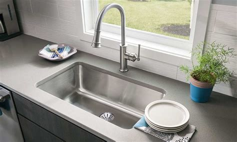 best stainless steel undermount kitchen sinks types of kitchen sinks read this before you buy 9212