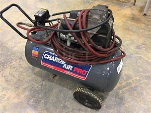 Charge Air Pro 20 Gallon Air Compressor Manual