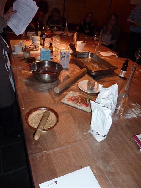cours de cuisine suisse soirée bio à lavinia serial bottler