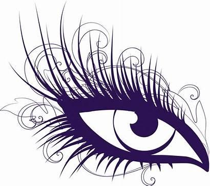 Eyelash Clipart Eye Eyelashes Cartoon Eyes Extensions