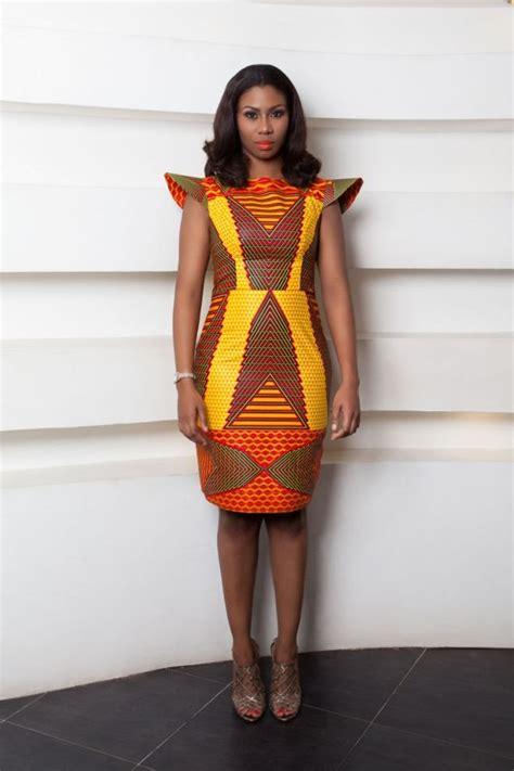 trendy african print dress ankara 2015 styles 7
