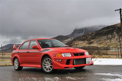 mitsubishi evo mitsubishi lancer evolution vi review history and used