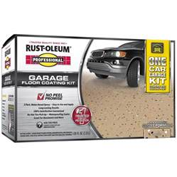 shop rust oleum high performance 2 part gloss garage floor epoxy kit actual net contents