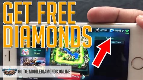 How To Get Free Diamonds, Battle