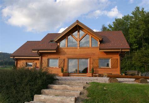 facade cuisine pas cher plans et photos de modèles de maisons bois contemporaines