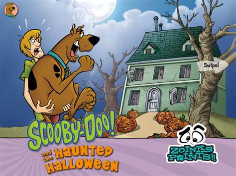 scooby doo   haunted halloween ipad app geekdad