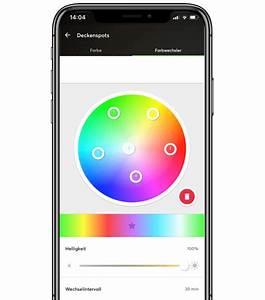 Lichtsteuerung Per App : lichtsteuerung im loxone smart home atemberaubende ~ Watch28wear.com Haus und Dekorationen