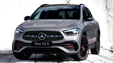 Discover the sleek and sporty gla suv. New 2020 Mercedes GLA Edition - SUV Hatch Coupe Look! - YouTube