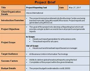 project brief template word file download free project With project brief template word