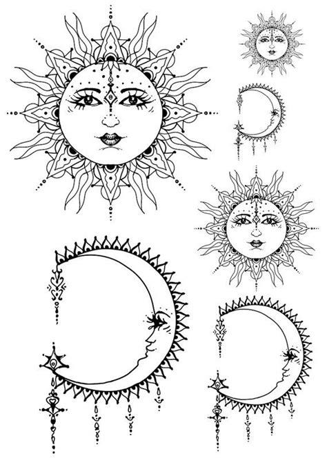 32+ Moon Tattoo Designs