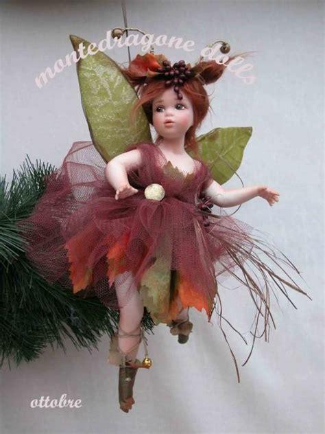 october fairy porcelain fairies small  sale avalon