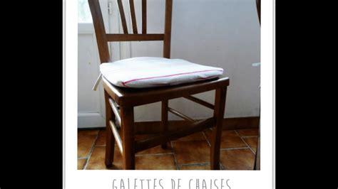 faire des galettes de chaises tutoriel comment coudre facilement des galettes de