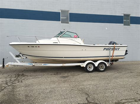 Pursuit Boats Usa by Pursuit 1990 For Sale For 10 000 Boats From Usa