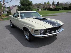 1970 Ford Mustang Mach 1 for Sale   ClassicCars.com   CC-982179