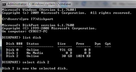 Install Windows 7 From A Usb Drive The Very Easy Way