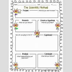 Best 25+ Scientific Method Posters Ideas On Pinterest  Scientific Method Lesson, Scientific